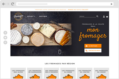 Style IZIT Fromager